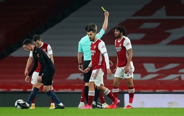 Những khoảnh khắc Man City vùi dập Arsenal tại Emirates - 5