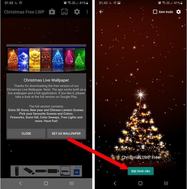 Khoác áo mới cho smartphone để đón ngày lễ Giáng sinh - 1