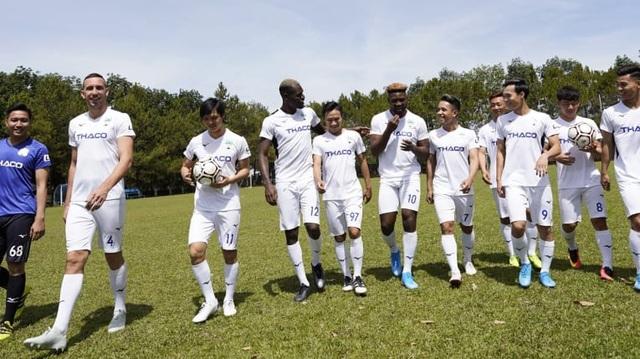 HA Gia Lai và CLB Hà Nội vào nhóm những đội bóng nổi tiếng nhất khu vực - 1