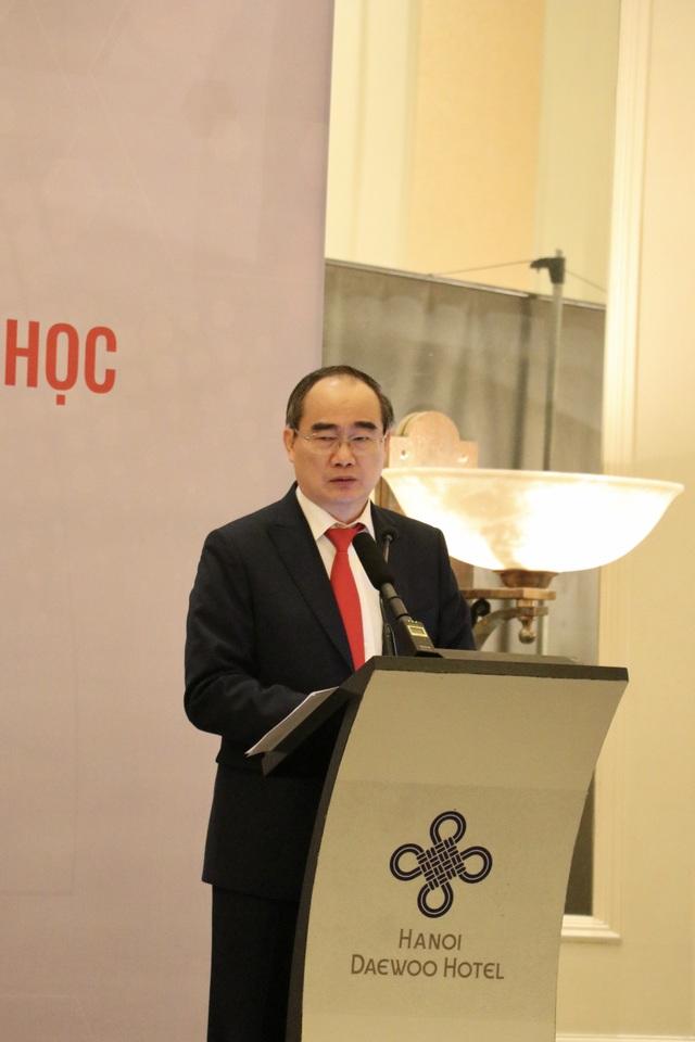 GS Nguyễn Thiện Nhân: Phải xây dựng hệ sinh thái Toán học Việt Nam - 2