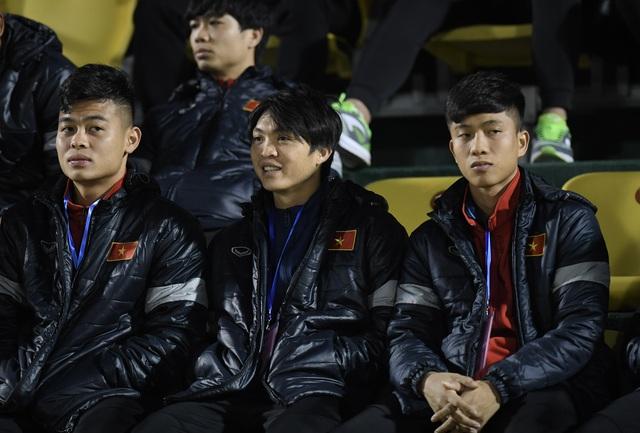 Tuyển Việt Nam 0-0 U22 Việt Nam (Hiệp 1): Văn Quyết ghi dấu ấn - 2
