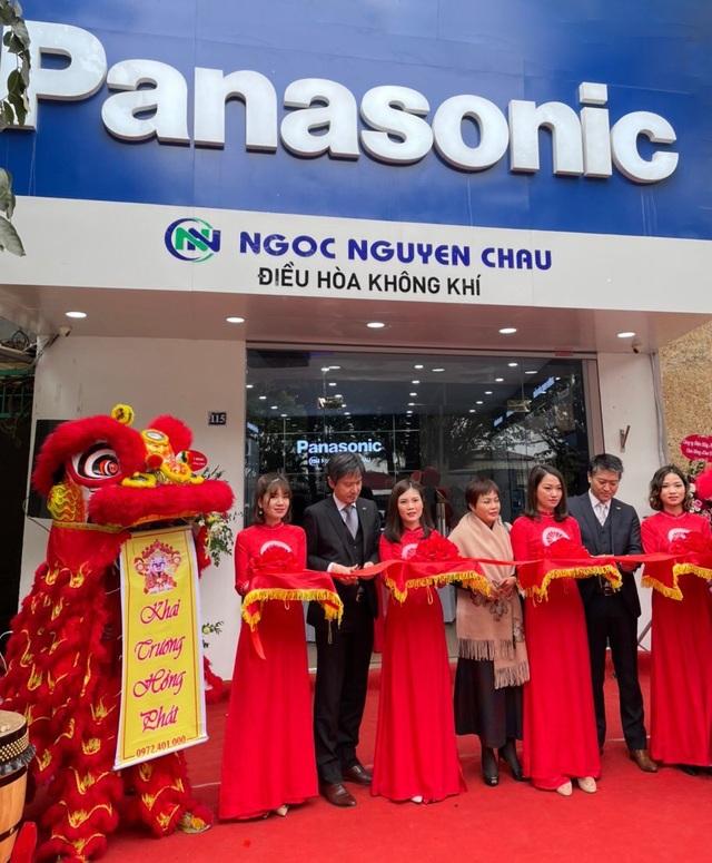 Khai trương Showroom điều hòa Panasonic chính thức ở miền Bắc tại 115 Thanh Nhàn - 1