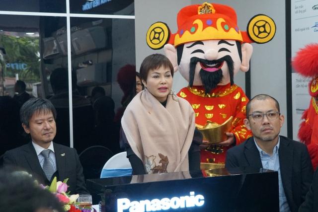 Khai trương Showroom điều hòa Panasonic chính thức ở miền Bắc tại 115 Thanh Nhàn - 2