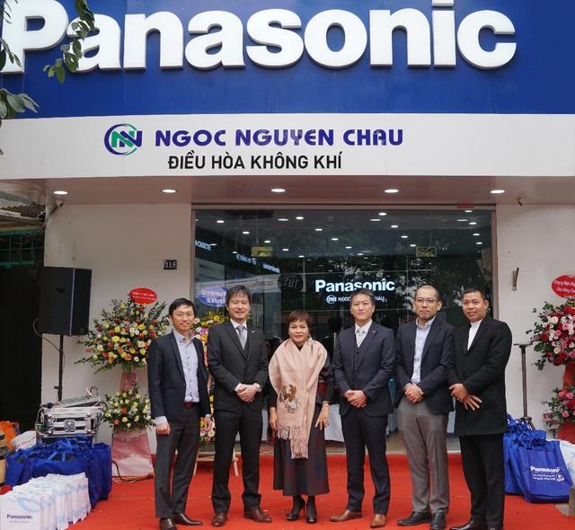 Khai trương Showroom điều hòa Panasonic chính thức ở miền Bắc tại 115 Thanh Nhàn - 3