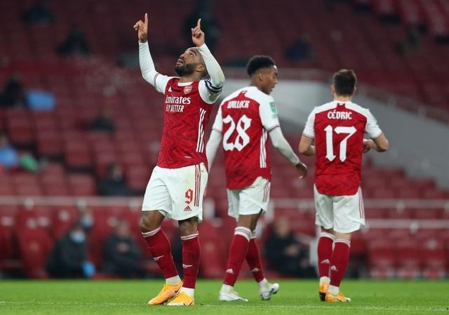 Những khoảnh khắc Man City vùi dập Arsenal tại Emirates - 8