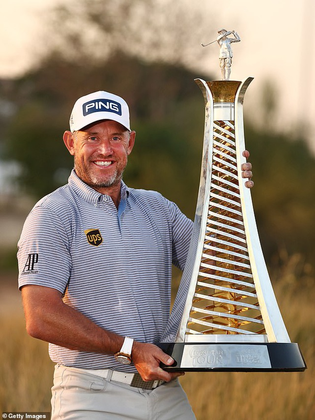 Tay golf 47 tuổi lập kỷ lục ở giải European Tour - 1