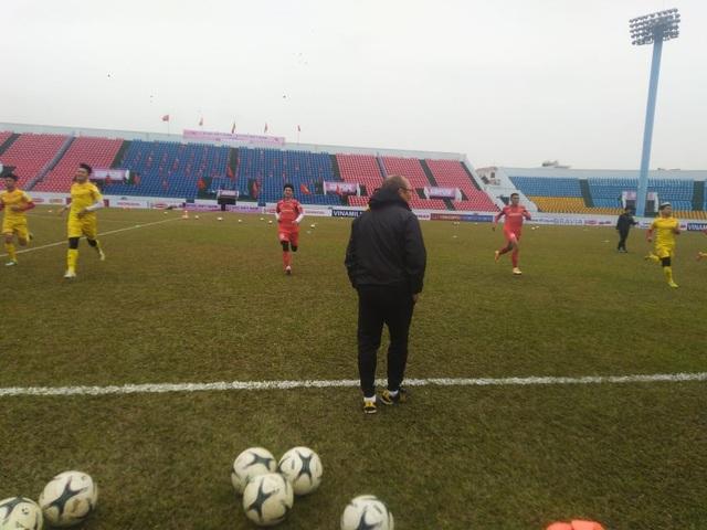 HLV Park Hang Seo làm lộ đội hình chính đội tuyển Việt Nam - 1