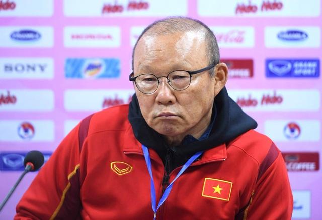 HLV Park Hang Seo: Mục tiêu của đội tuyển Việt Nam là 6 điểm - 1
