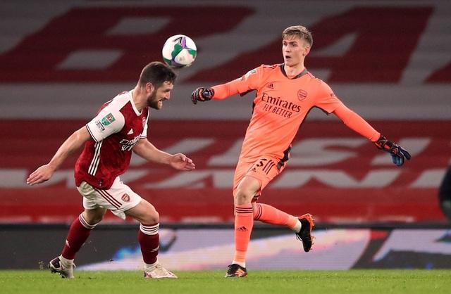 Những khoảnh khắc Man City vùi dập Arsenal tại Emirates - 4