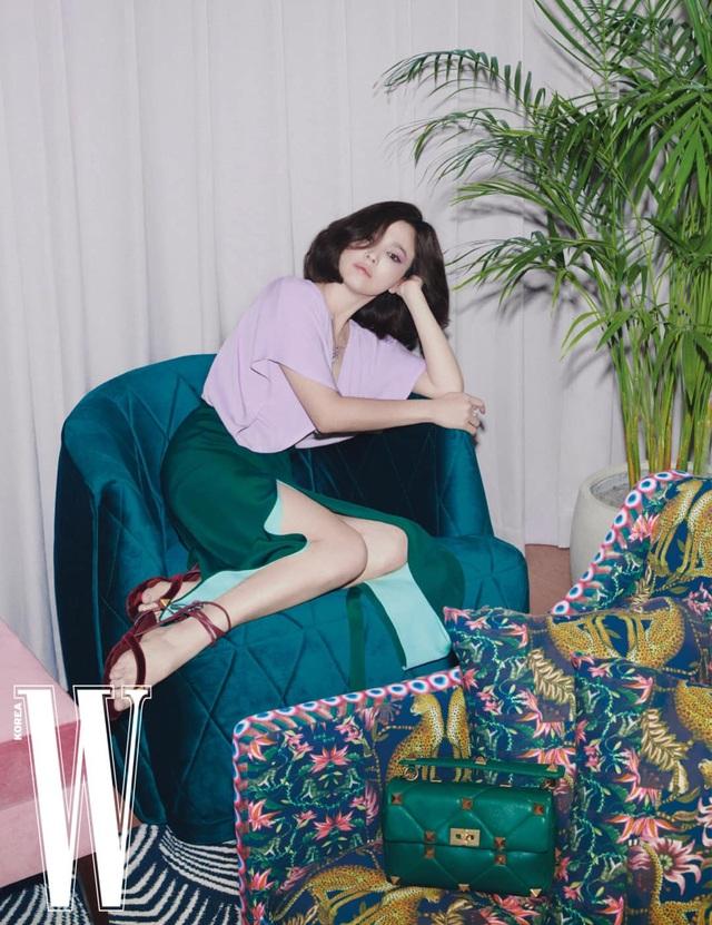Song Hye Kyo nói gì về tình yêu sau 2 năm ly hôn? - 4