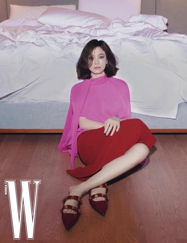 Song Hye Kyo nói gì về tình yêu sau 2 năm ly hôn? - 6