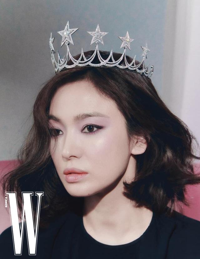 Song Hye Kyo nói gì về tình yêu sau 2 năm ly hôn? - 2
