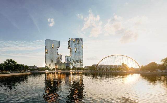 Ecopark Hải Dương triển khai tòa tháp 30 tầng - 1