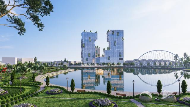 Ecopark Hải Dương triển khai tòa tháp 30 tầng - 2