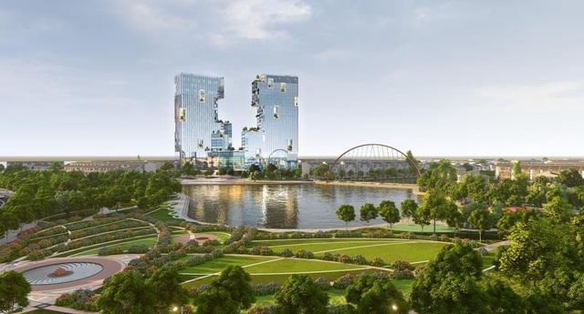 Ecopark Hải Dương triển khai tòa tháp 30 tầng - 3