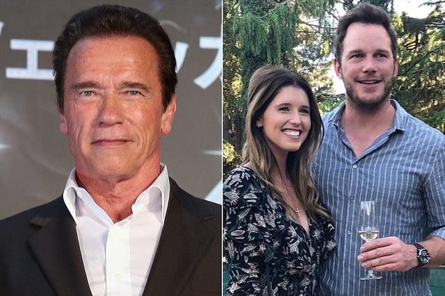 Kẻ hủy diệt Arnold Schwarzenegger hết lời khen con rể - 2