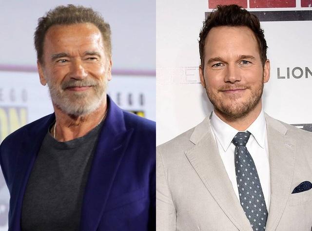 Kẻ hủy diệt Arnold Schwarzenegger hết lời khen con rể - 3