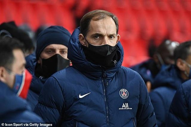 Paris Saint Germain gây sốc khi bất ngờ trảm HLV Thomas Tuchel  - 1