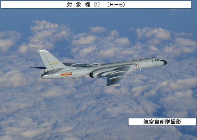 Trung Quốc lộ phiên bản máy bay ném bom cải tiến khi tuần tra với Nga - 1