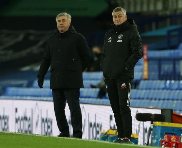 Sự tinh tế của Cavani giúp Man Utd vượt qua Everton - 8