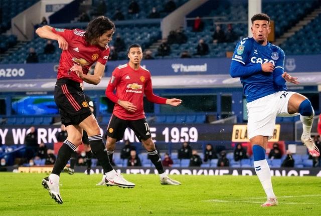 Sự tinh tế của Cavani giúp Man Utd vượt qua Everton - 5
