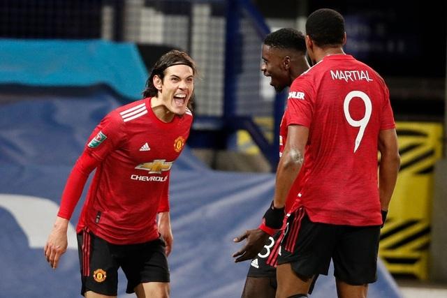 Xem lại bóng đá Everton vs Man Utd, League Cup (24/12)