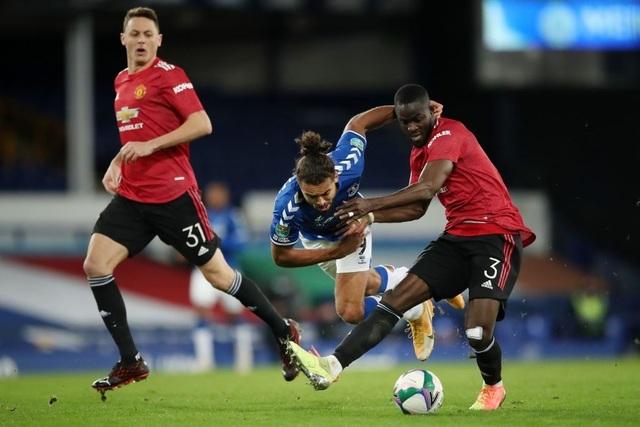 Sự tinh tế của Cavani giúp Man Utd vượt qua Everton - 3