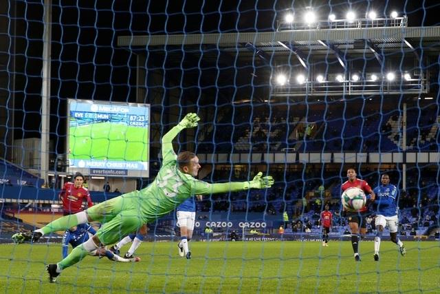 Sự tinh tế của Cavani giúp Man Utd vượt qua Everton - 11