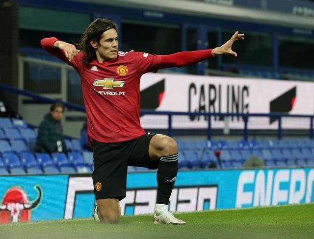 Sự tinh tế của Cavani giúp Man Utd vượt qua Everton - 12