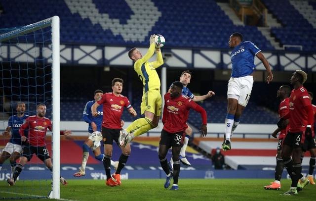 Sự tinh tế của Cavani giúp Man Utd vượt qua Everton - 9