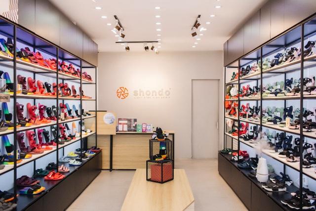 SHONDO và bước chuyển mình mạnh mẽ trong ngành thời trang giày dép - 1