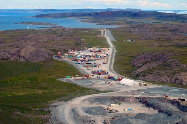 Canada bác vụ tập đoàn Trung Quốc mua mỏ vàng ở Bắc Cực - 1