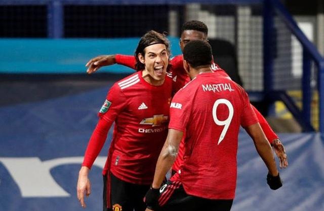 Man Utd thiết lập kỷ lục mới sau chiến thắng trước Everton - 1