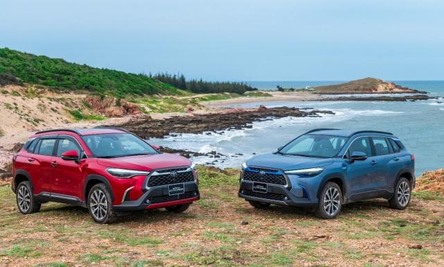 Corolla Cross bùng nổ doanh số trong tháng 11, là SUV bán chạy nhất của Toyota - 1