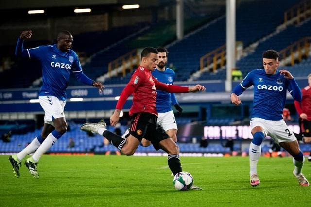Sự tinh tế của Cavani giúp Man Utd vượt qua Everton - 4