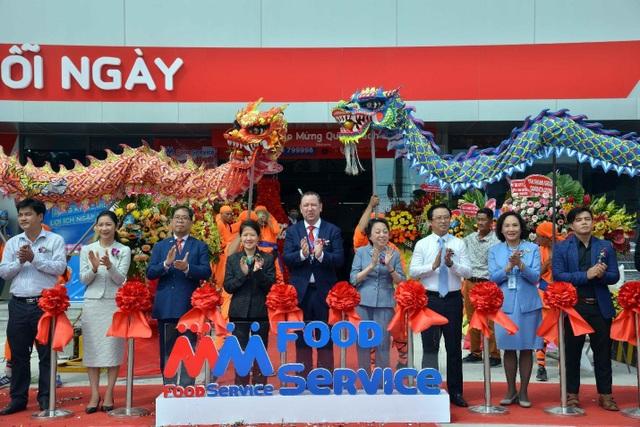 MM Mega Market khai trương Trung tâm Food Service Hưng Phú - 2
