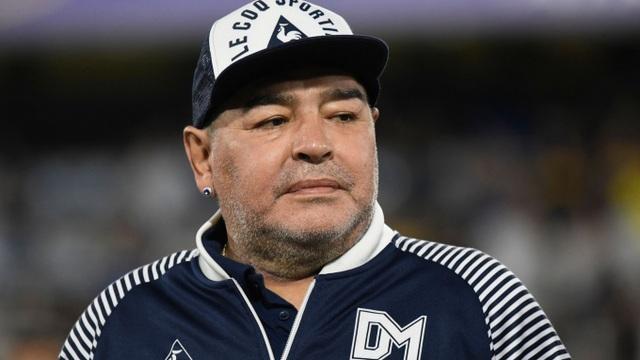 Tình tiết mới liên quan tới cái chết của Maradona - 1