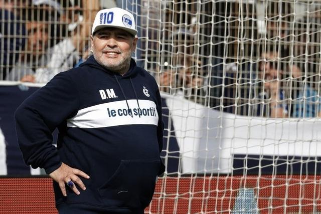 Tình tiết mới liên quan tới cái chết của Maradona - 2
