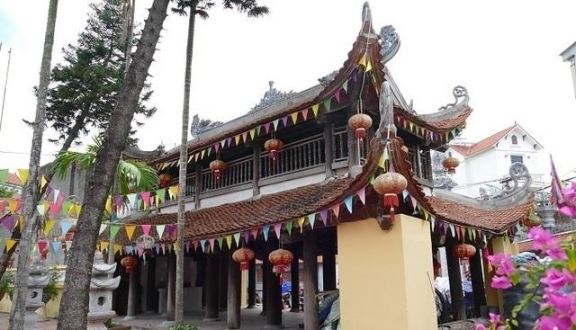 Kho báu vô giá trong ngôi chùa cổ hàng nghìn năm ở Hà Nội