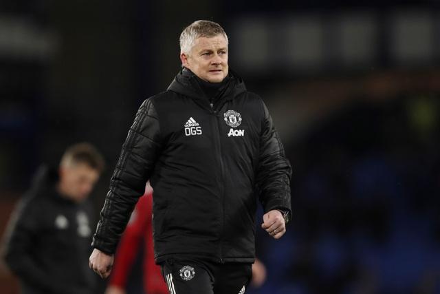 Man Utd thiết lập kỷ lục mới sau chiến thắng trước Everton - 2