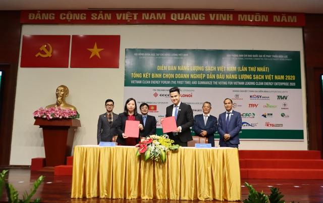 KTG Energy cùng Longi ký kết hợp tác tại Diễn đàn năng lượng sạch Việt Nam - 2