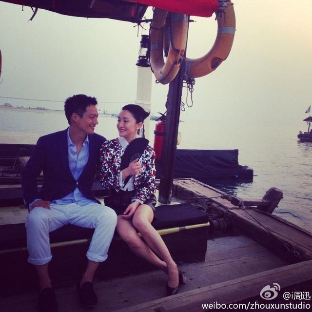 Châu Tấn khó ly hôn chồng vì phân chia tài sản - 4