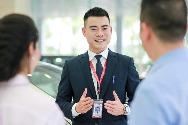 Toyota nỗ lực nâng cao chất lượng dịch vụ đổi lấy nụ cười khách hàng - 1