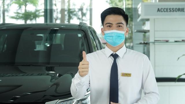 Toyota nỗ lực nâng cao chất lượng dịch vụ đổi lấy nụ cười khách hàng - 2