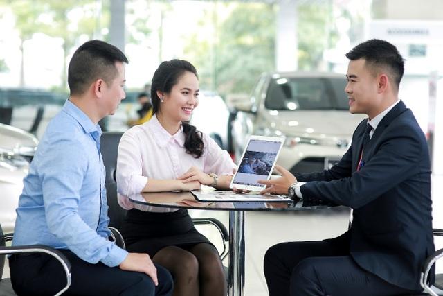 Toyota nỗ lực nâng cao chất lượng dịch vụ đổi lấy nụ cười khách hàng - 4