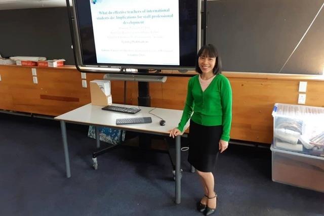 Tiến sĩ Việt dạy đại học ở Úc: Việt Nam có thể xuất khẩu giáo dục - 5