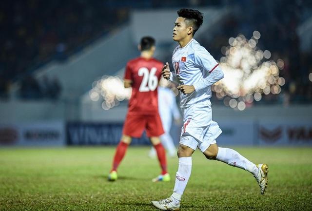 Những cầu thủ U22 Việt Nam gây ấn tượng với HLV Park Hang Seo - 1