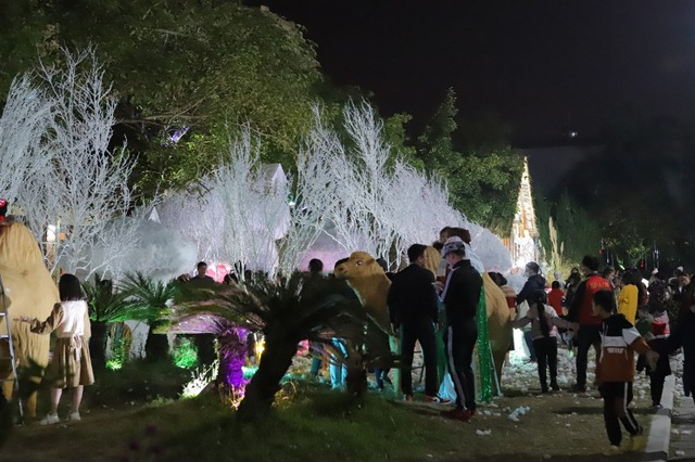 Người dân trên cả nước nô nức đón lễ Giáng sinh - 4