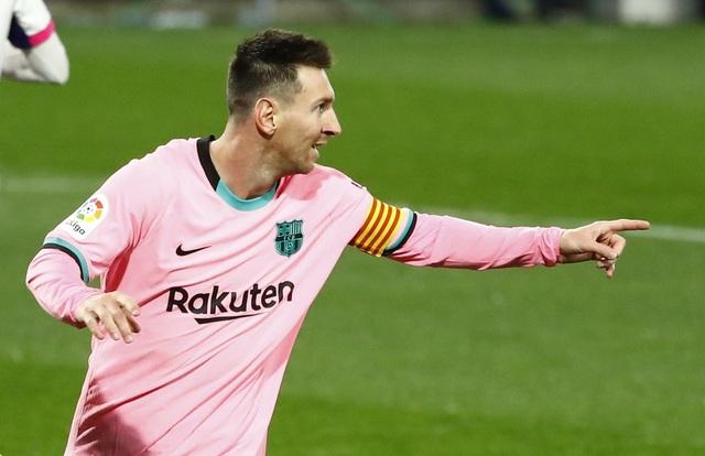 Dấu hiệu cho thấy Messi đang cảm thấy hạnh phúc ở Barcelona - 1