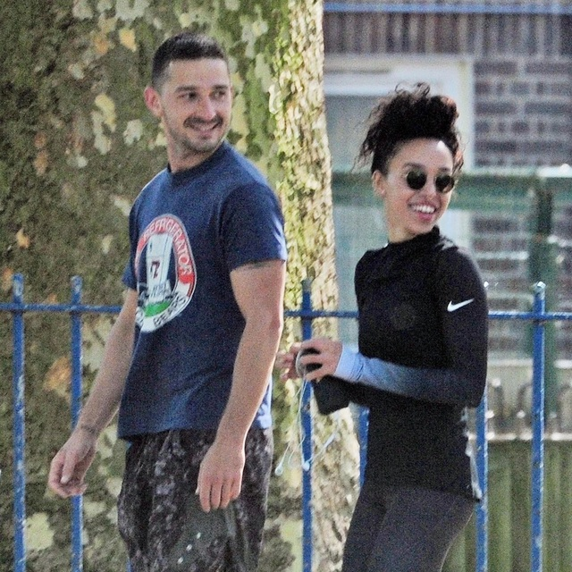 Sau scandal đánh bạn gái, Shia LaBeouf bị loại khỏi phim mới - 2